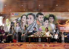 Cast of Udaari
