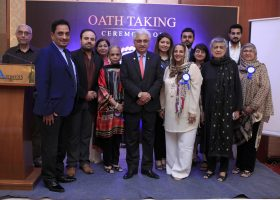 Oath Taking Ceremony (1)
