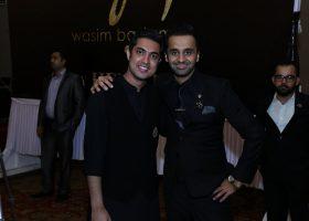 Iqrar and Wasim Badami at W.B by Hemani - Product Launch