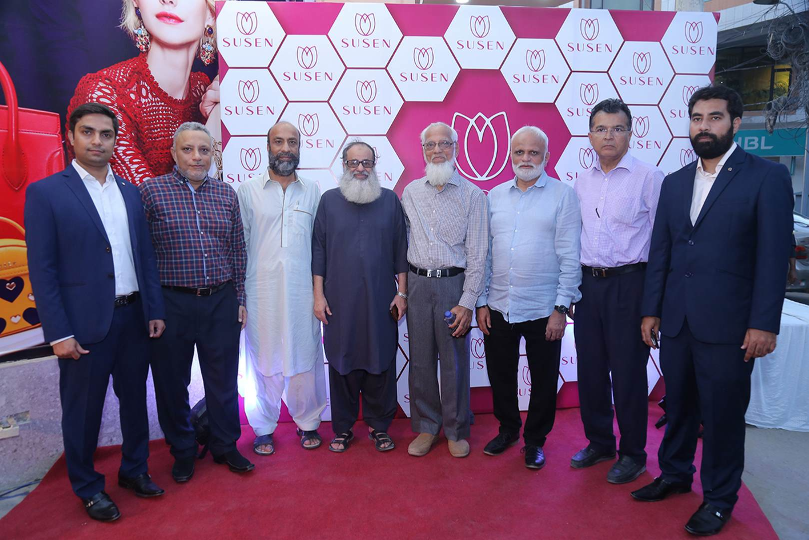 SUSEN launched its second outlet in Karachi